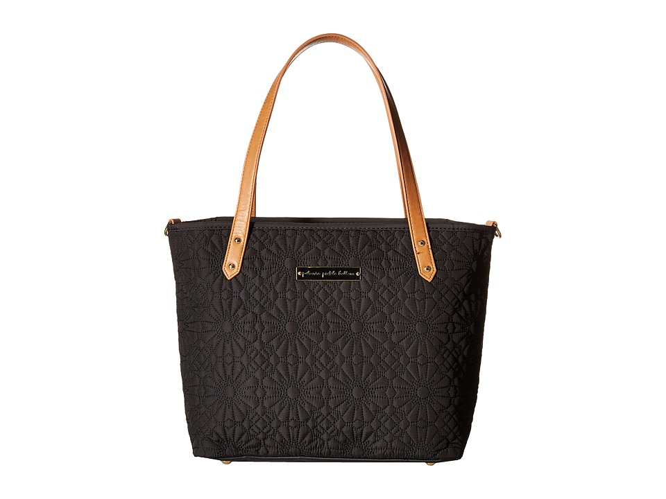 petunia pickle bottom - Embossed Downtown Tote Mini (Bedford Avenue Stop Special Edition) Tote Handbags