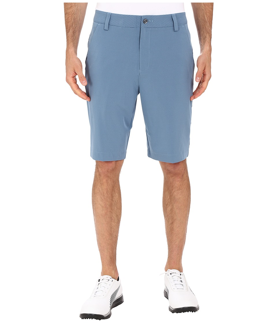PUMA Golf - Stripe It Shorts (Blue Heaven) Men's Shorts