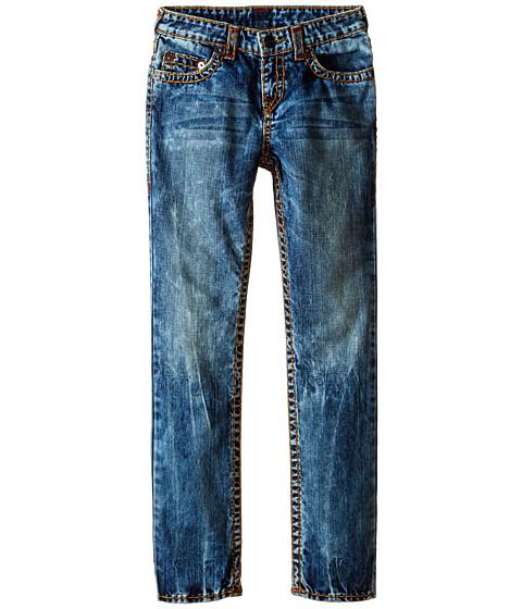 True Religion Kids - Geno Super T Jeans in Antique Massive (Big Kids) (Antique Massive) Boy