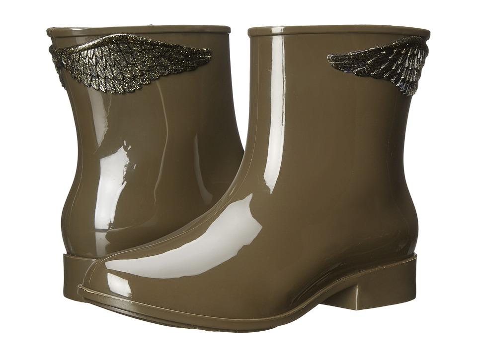 Mel by Melissa - Mel Goji Berry (Green) Women's Shoes