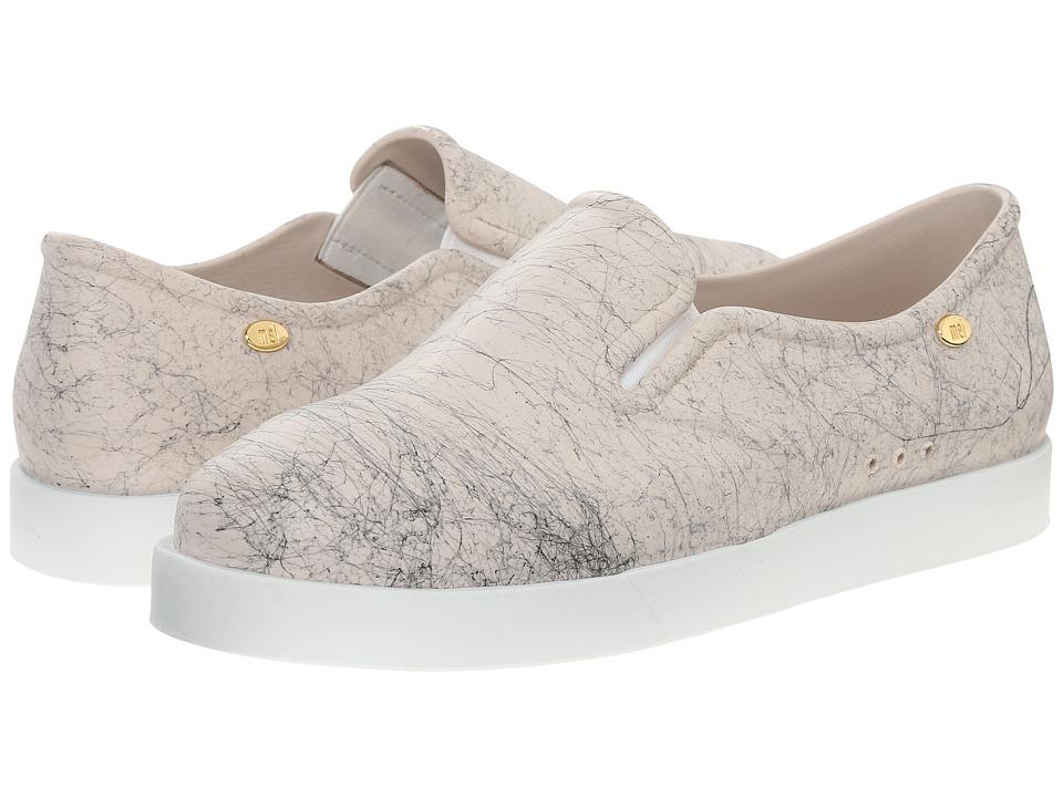 Mel by Melissa - Mel Kick (Beige) Women's Shoes