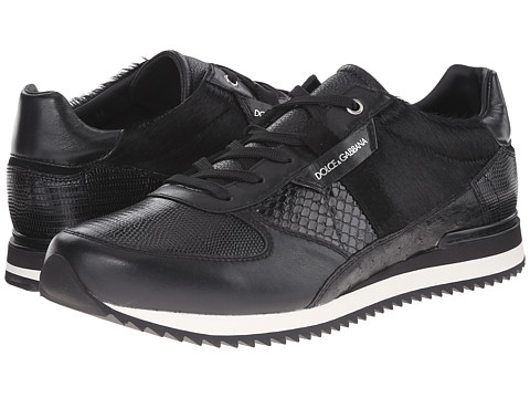 Dolce & Gabbana - Sneakers (Black/Black) Men