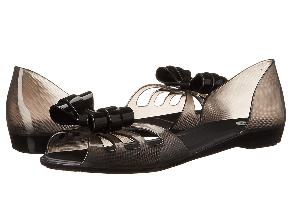 Mel by Melissa - Mel Move Bow (Smoke) Women's Shoes
