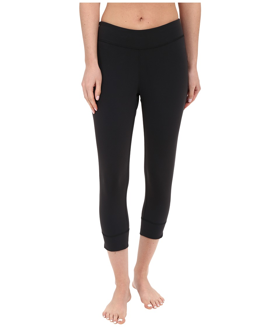 Reebok - One Series Capris (Black) Women's Capri