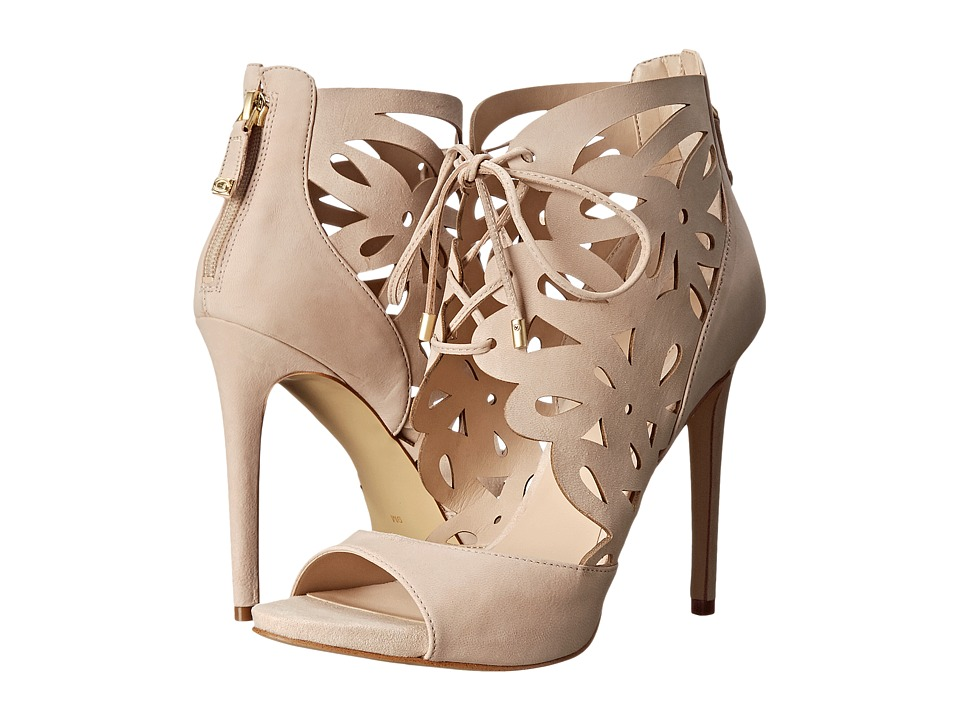 GUESS - Anny (Natural Leather) High Heels