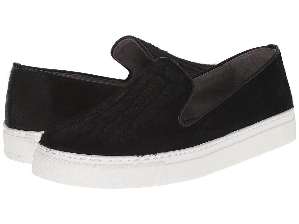 Mara and Mine - Jem Skull Sneaker (Black/Black) Women's Slippers