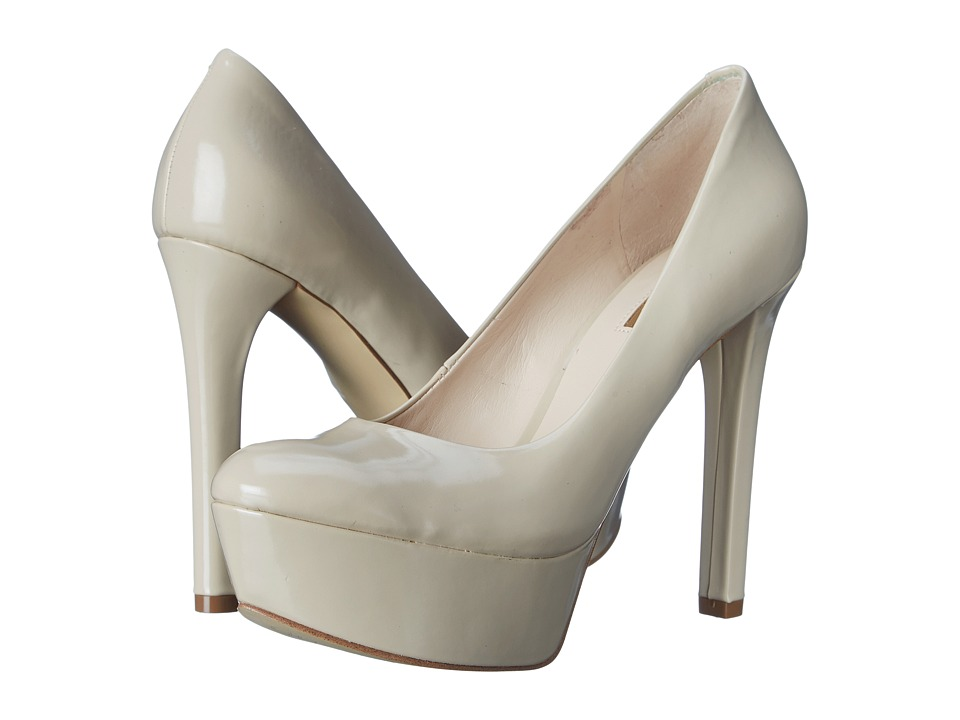 GUESS Ette (Natural Patent) High Heels
