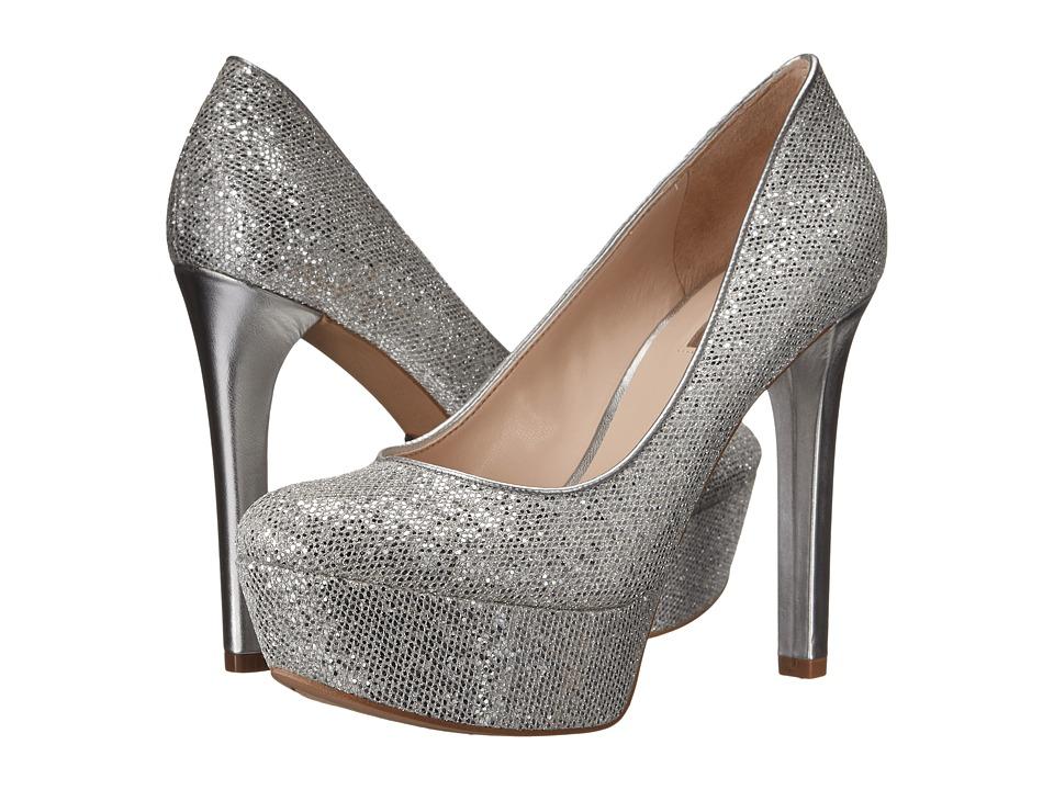 GUESS - Etten (Silver Glitter) High Heels