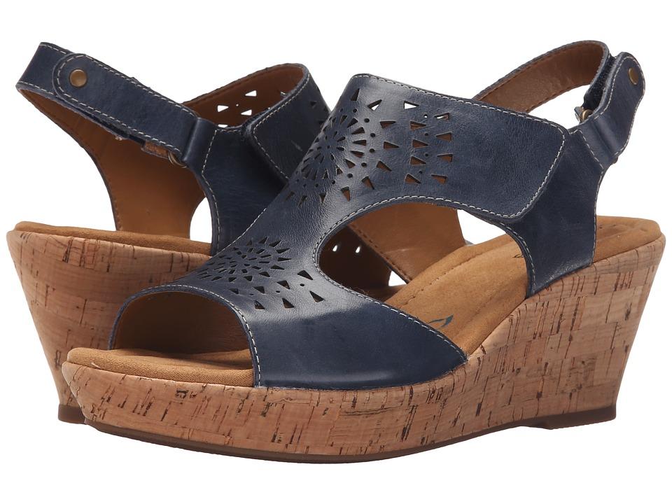 Comfortiva - Rainer (Denim Montana) Women's Wedge Shoes