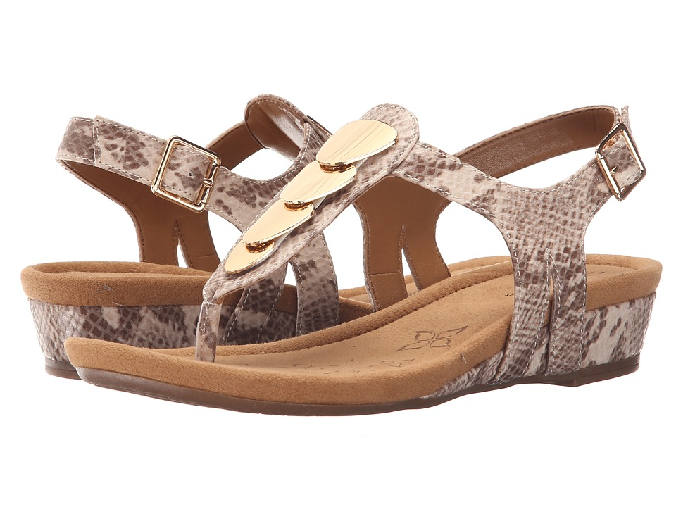 Comfortiva - Summit (Sand Viper Desert Flex) Women's Sandals