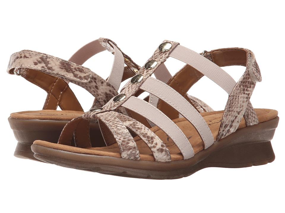 Comfortiva - Kalista (Sand Viper Desert Flex) Women's Sandals
