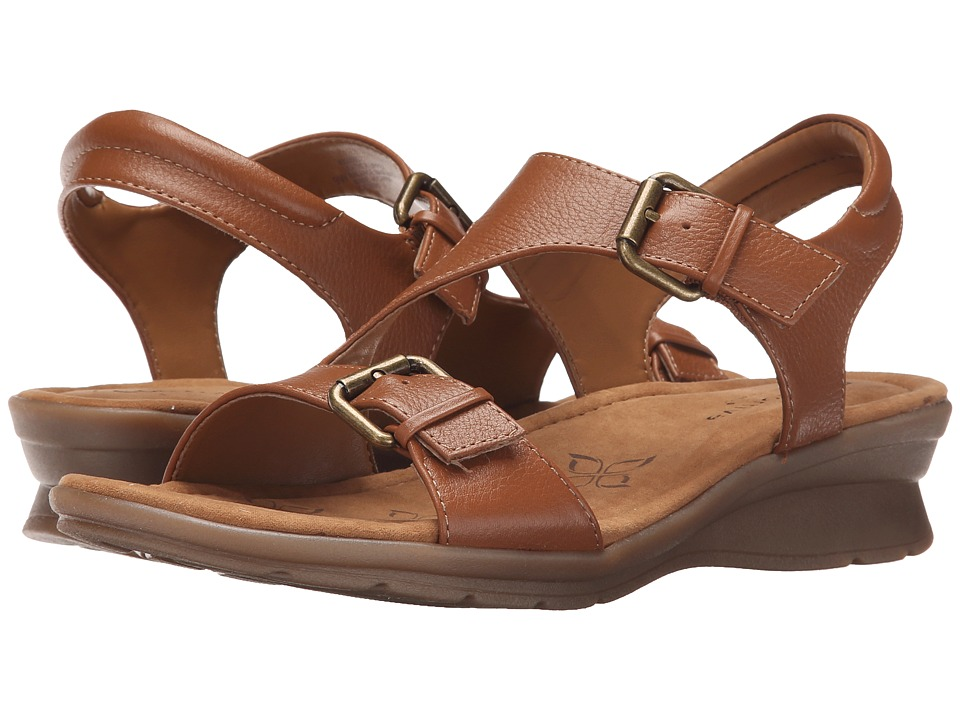 Comfortiva - Kay (Luggage Calf Ionic) Women's Sandals