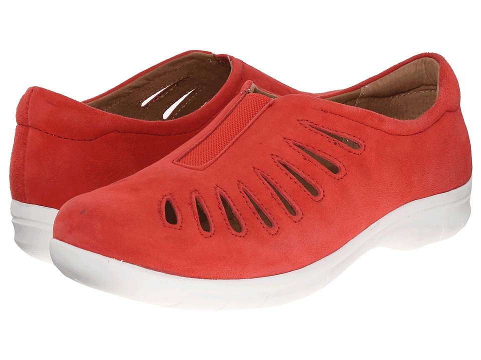 Comfortiva Tinsley (Coral King Suede) Women