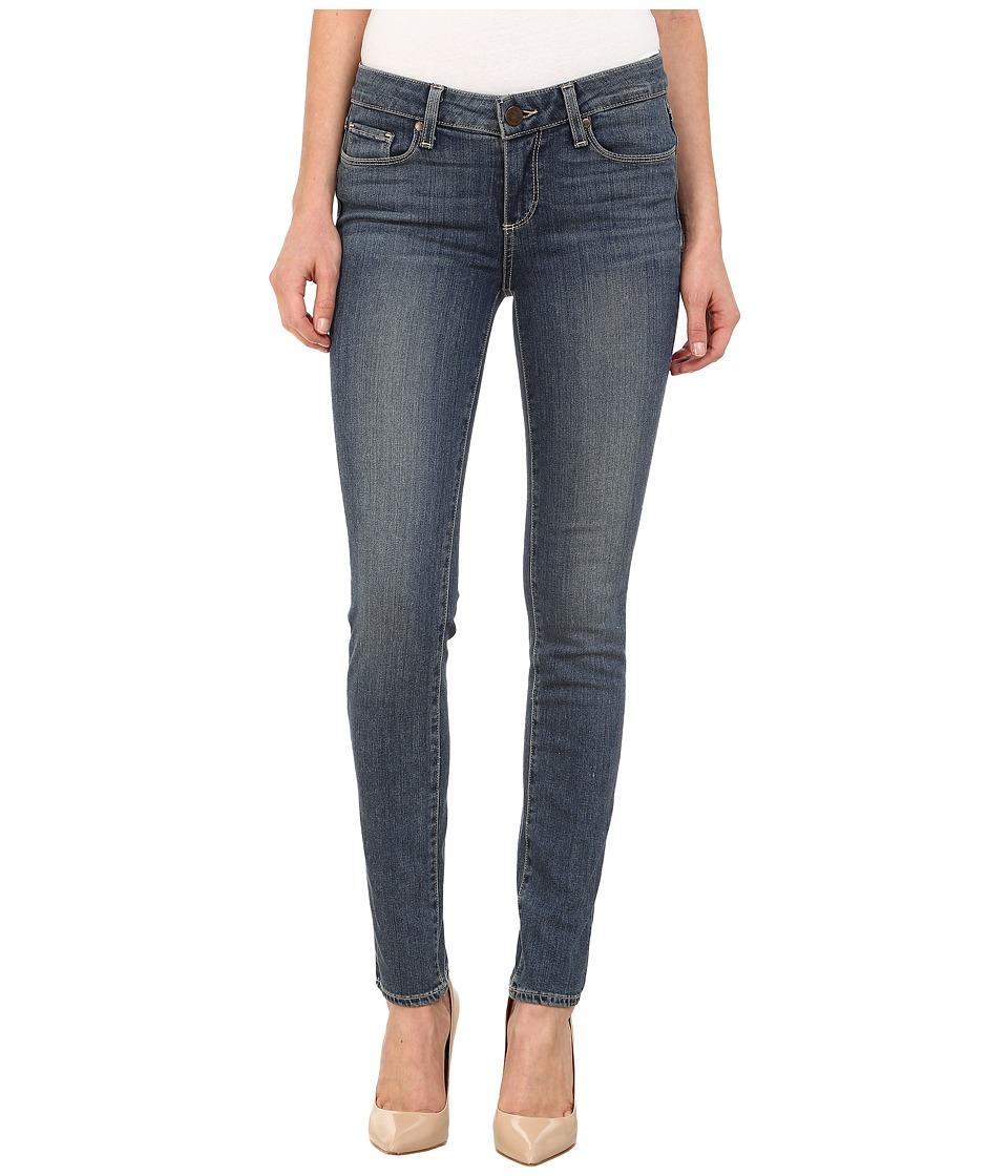 Paige - Skyline Ankle Peg Jeans in Linden (Linden) Women's Jeans