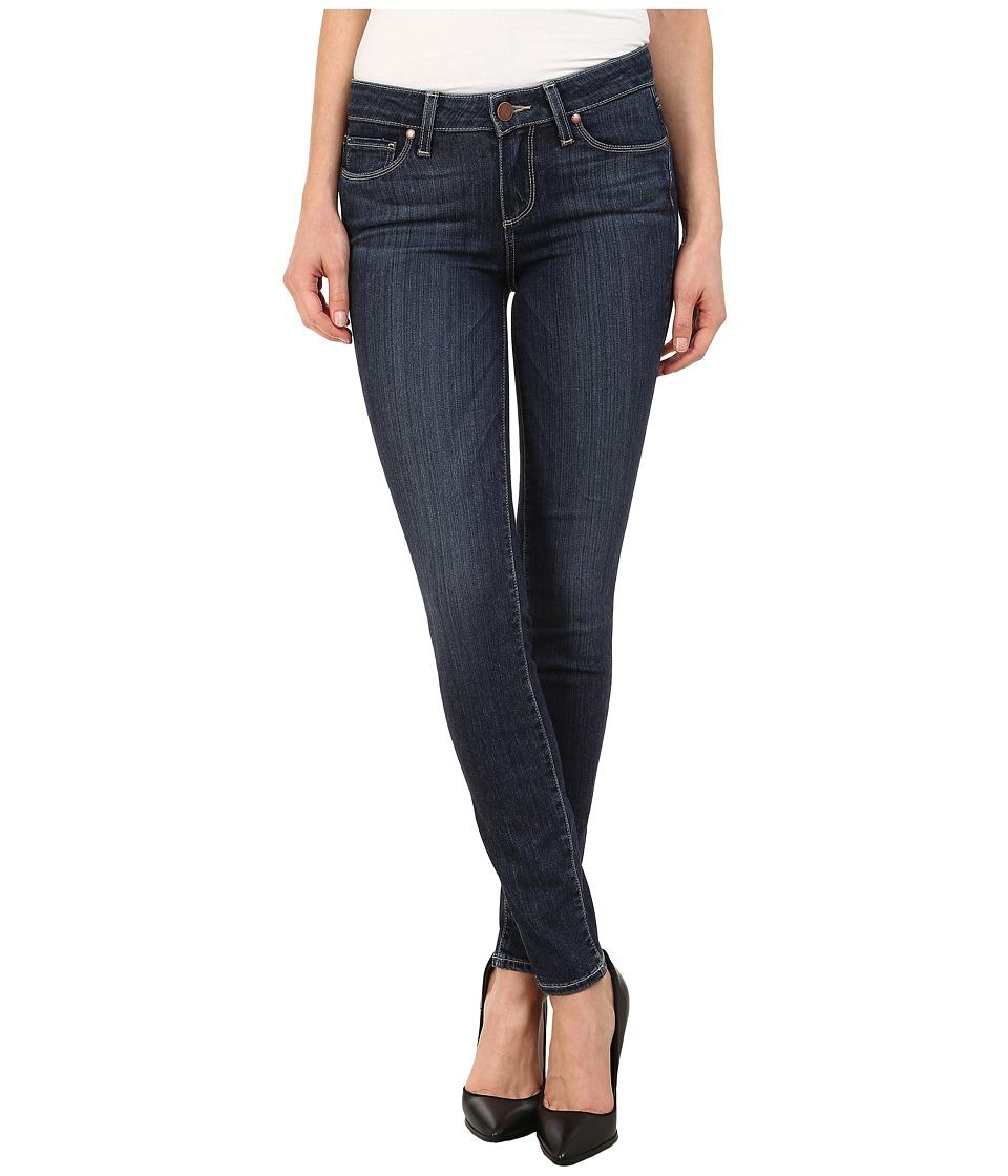 Paige - Verdugo Ankle Jeans in Elia (Elia) Women