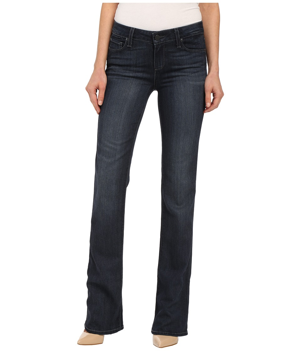 Paige - Manhattan Bootcut Jeans in Connelly (Connelly) Women's Jeans