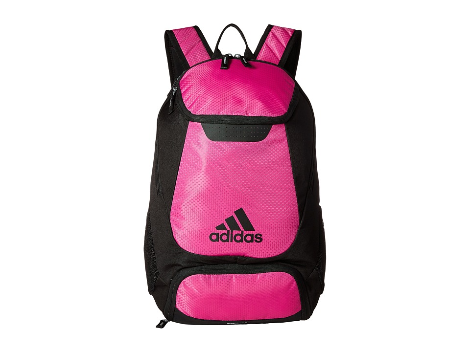 adidas - Stadium Team Backpack (Intense Pink) Backpack Bags