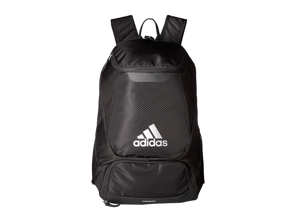 adidas - Stadium Team Backpack (Black) Backpack Bags