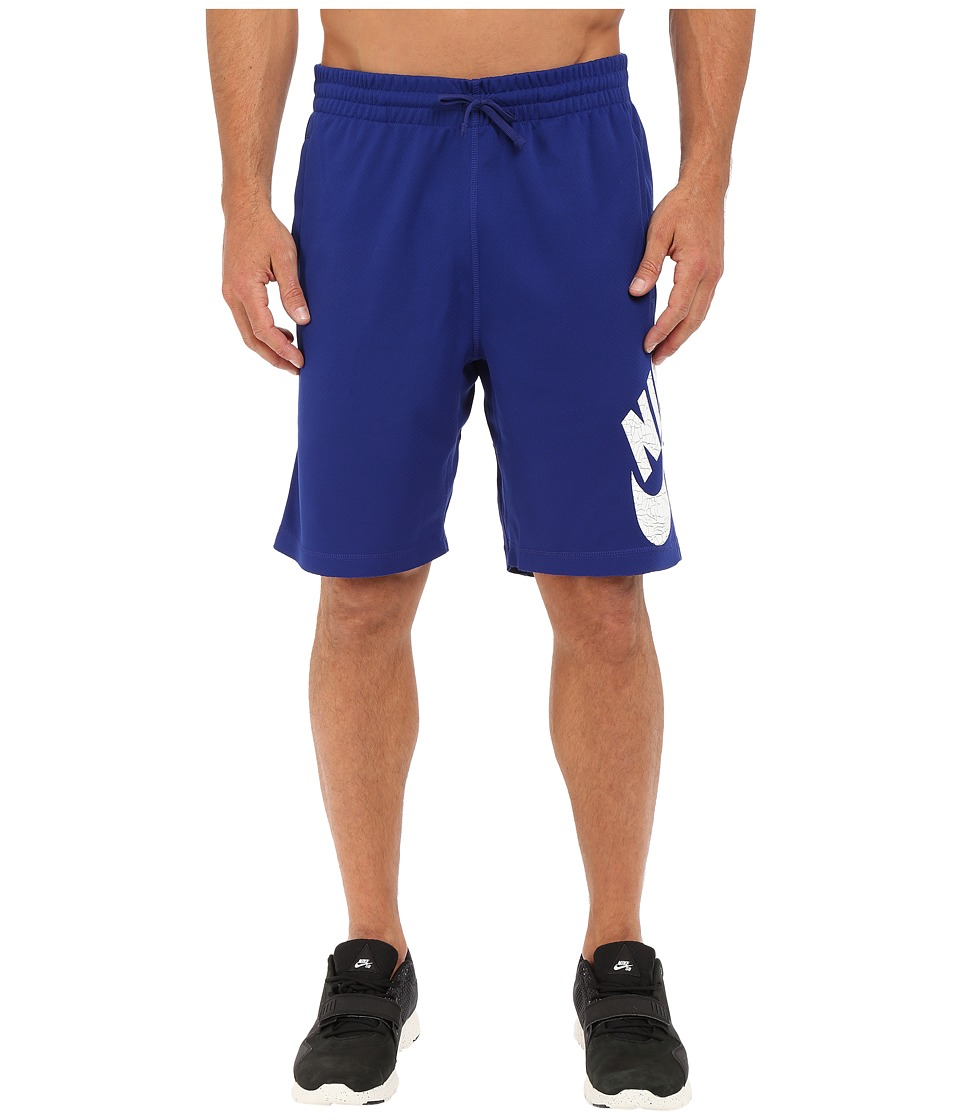 Nike SB - SB Dri-Fit Sunday Short (Deep Royal Blue/White) Men's Shorts