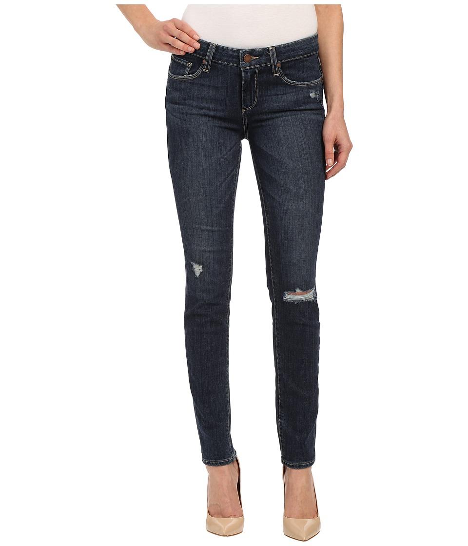 Paige - Skyline Ankle Peg Jeans in Elia Destructed (Elia Destructed) Women's Jeans