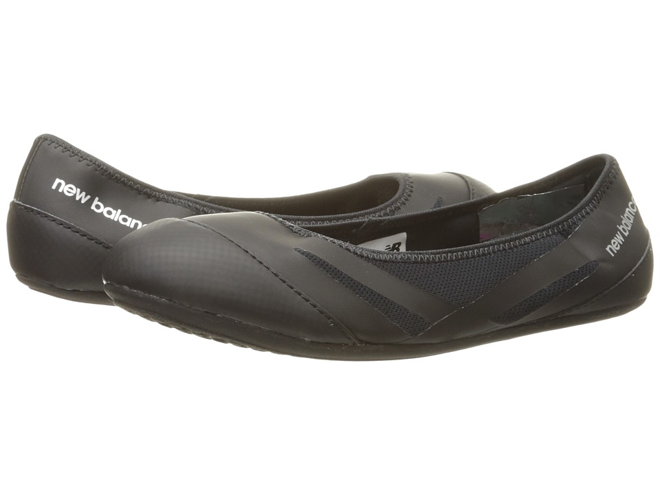 New Balance - En Route Ballet Flat - WL118 (Black/Azalea) Women's Dance Shoes