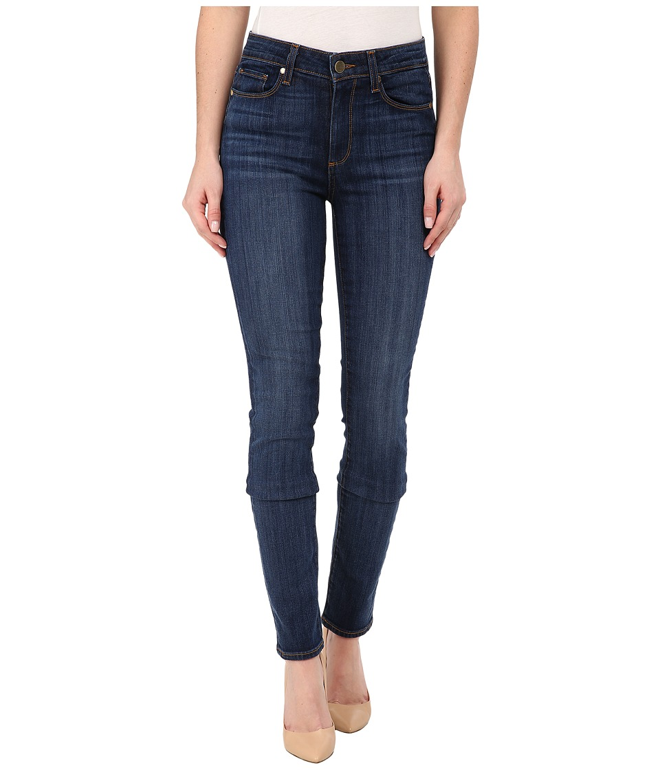Paige - Hoxton Ultra Skinny Jeans in Arya (Arya) Women's Jeans