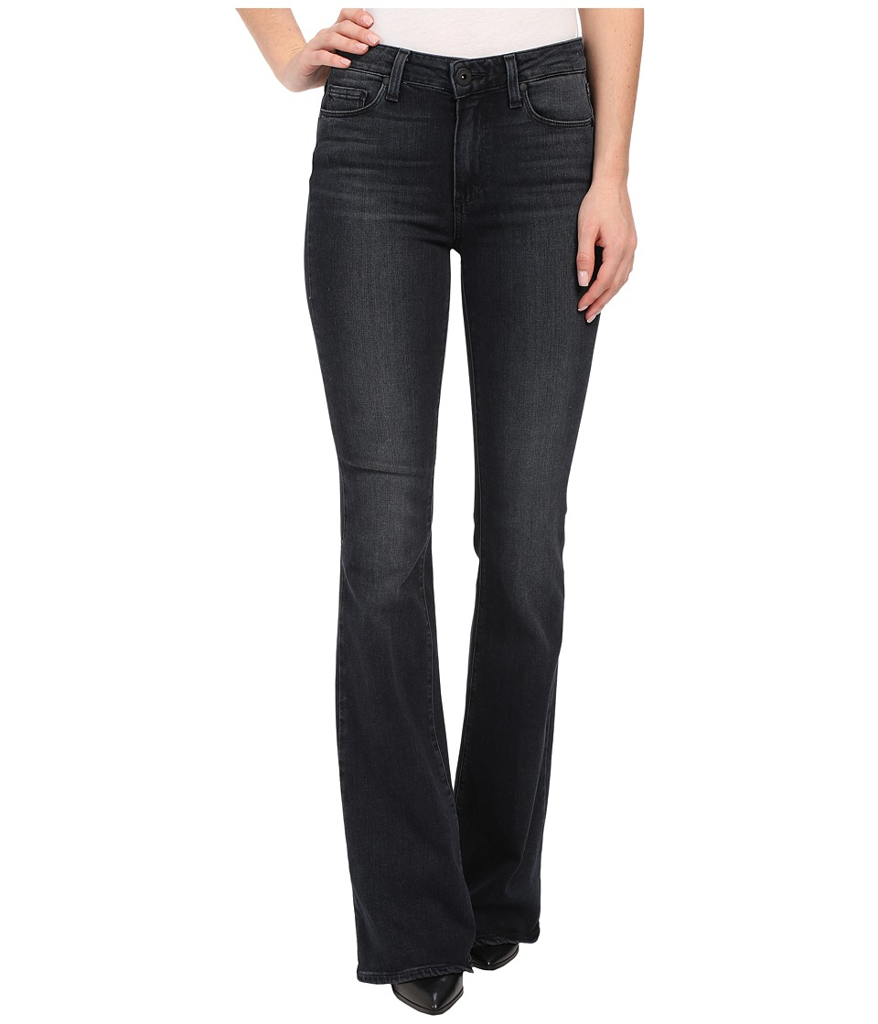 Paige - High Rise Bell Canyon Jeans in Reed (Reed) Women's Jeans