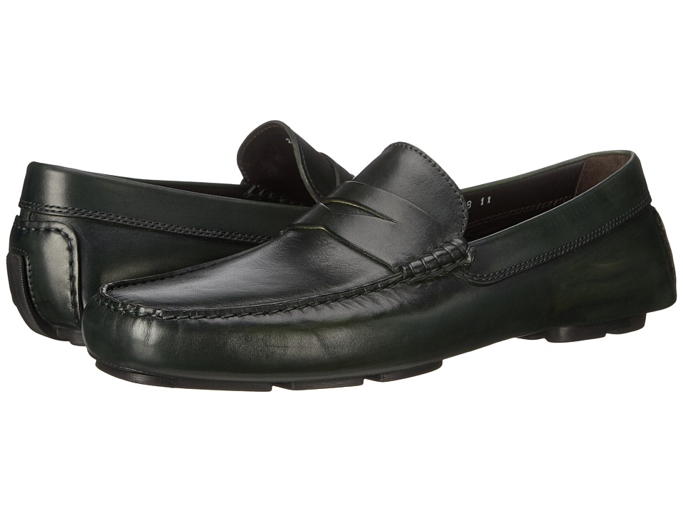 To Boot New York - Harper (Green) Men's Shoes