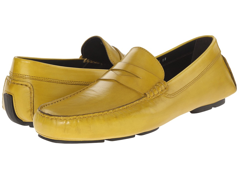 To Boot New York - Harper (Yellow) Men's Shoes