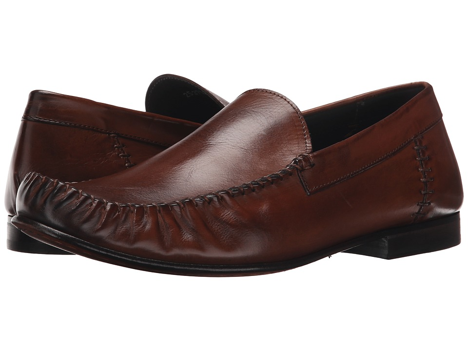 To Boot New York - Crescent (Cognac) Men's Slip on Shoes