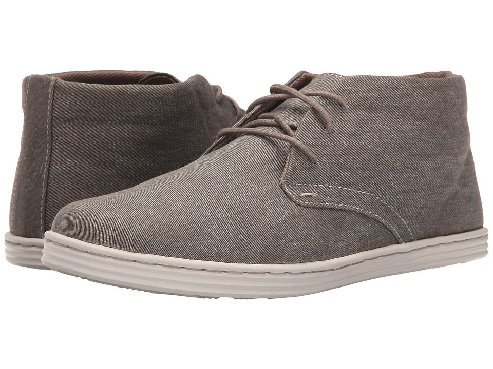 Sebago Barnett Chukka (Taupe Canvas) Men