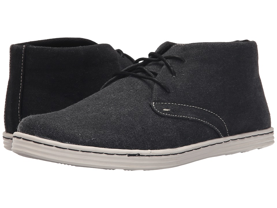 Sebago Barnett Chukka (Black Canvas) Men
