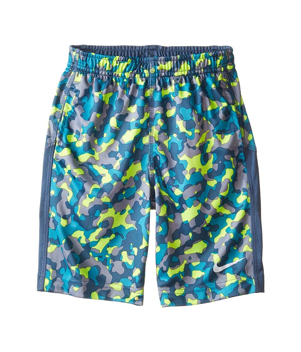 Nike Kids - Sprint GFX Shorts (Little Kids) (Game Royal) Boy