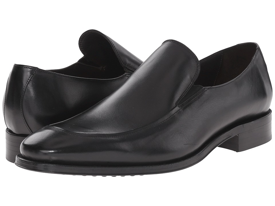 To Boot New York - Dorset (Black) Men's Slip-on Dress Shoes