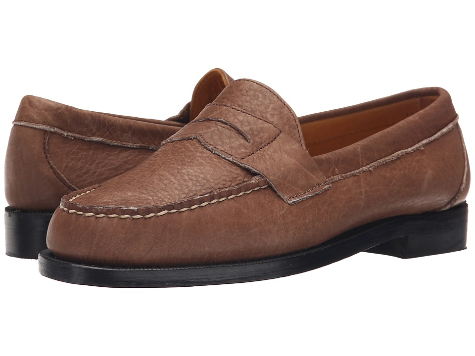 Sebago Crest Cayman II (Brown Bison Leather) Men