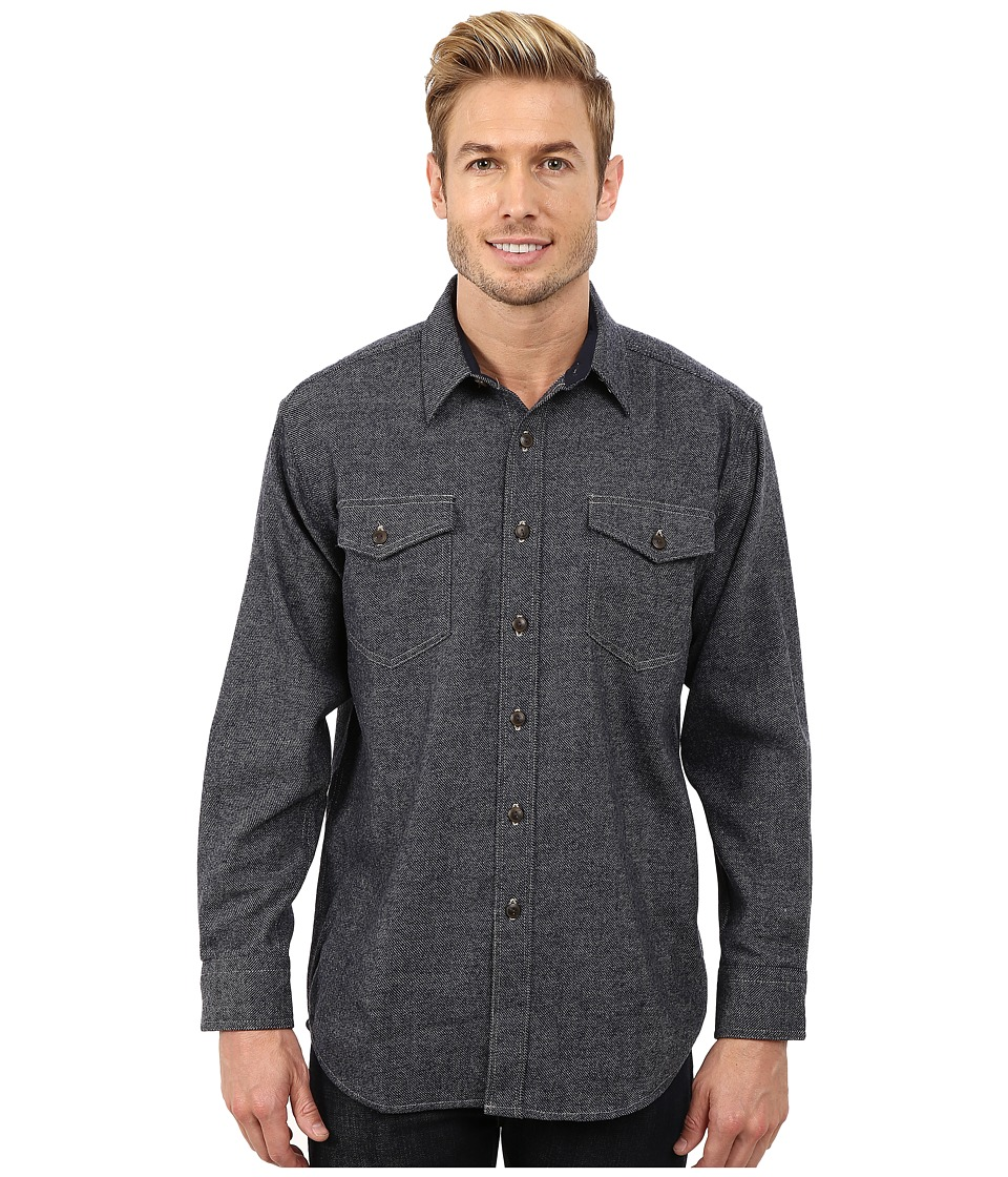 Pendleton - Cascade Shirt (Navy Denim) Men's Clothing