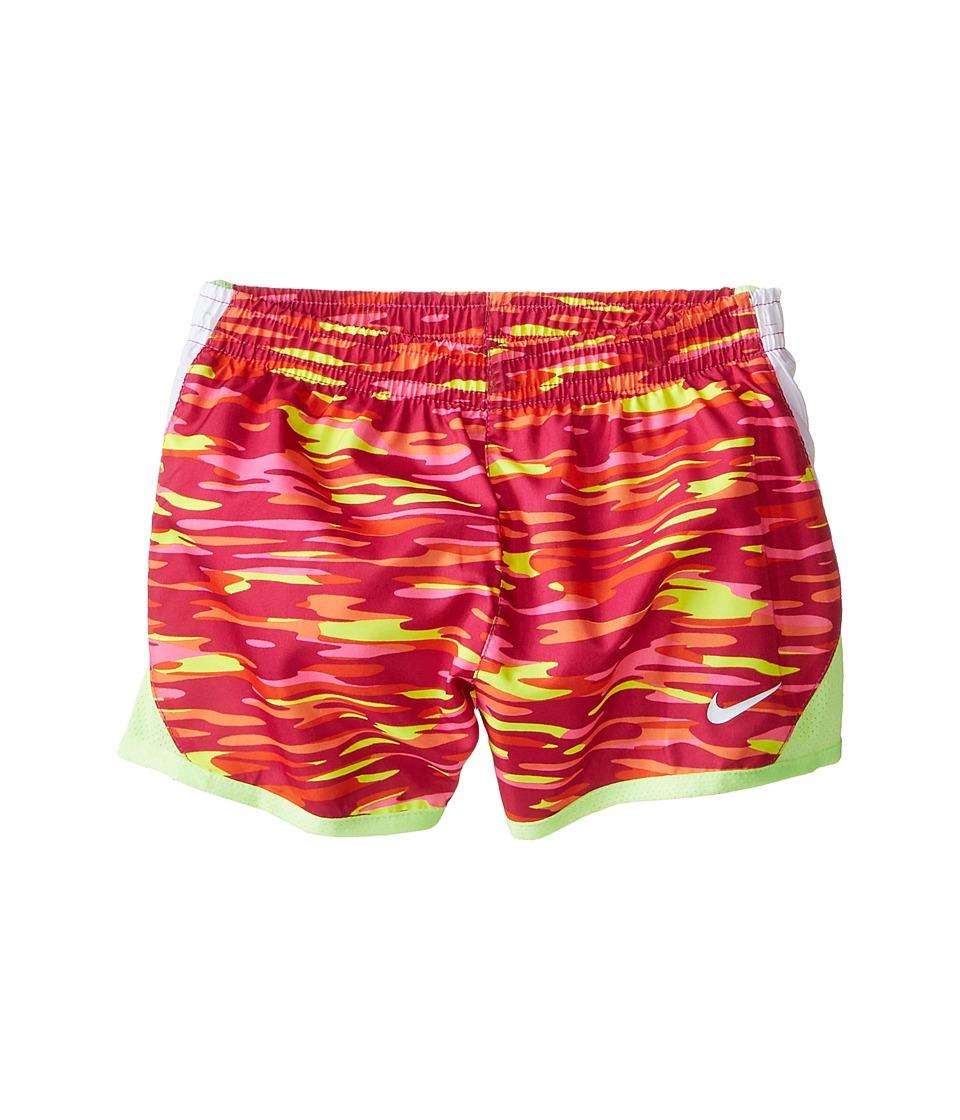 Nike Kids - 10K GFX Woven Running Shorts (Little Kids) (Vivid Pink) Girl's Shorts