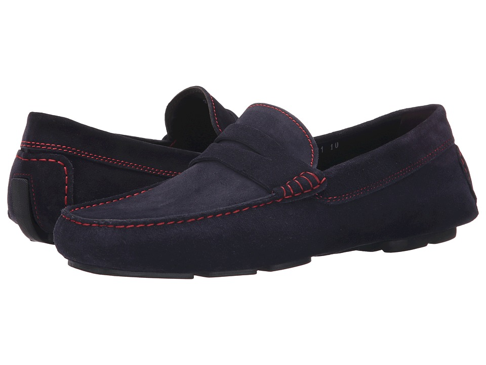 To Boot New York - Ashton (Blue/Red) Men's Shoes