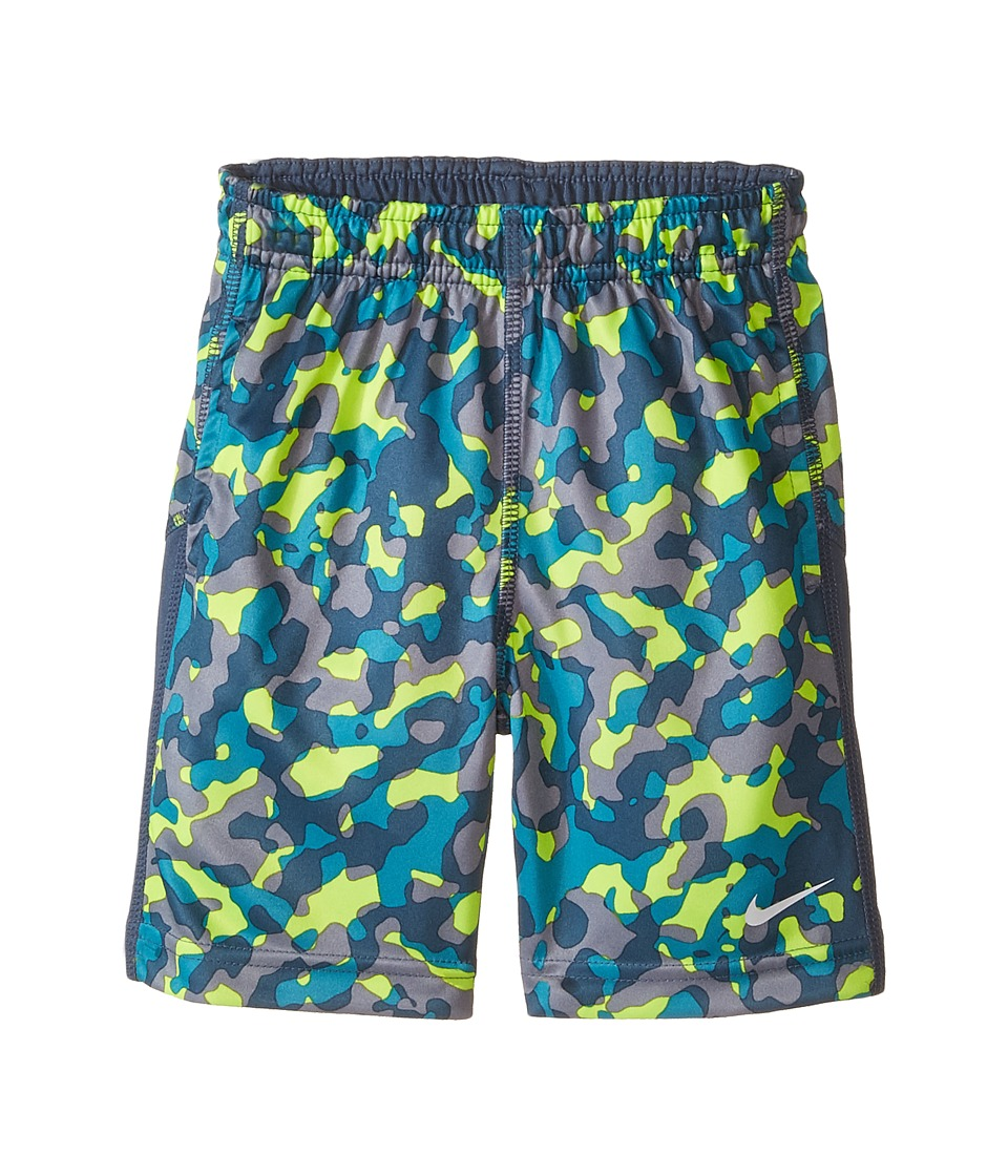 Nike Kids - Sprint GFX Shorts (Toddler) (Squadron Blue) Boy's Shorts