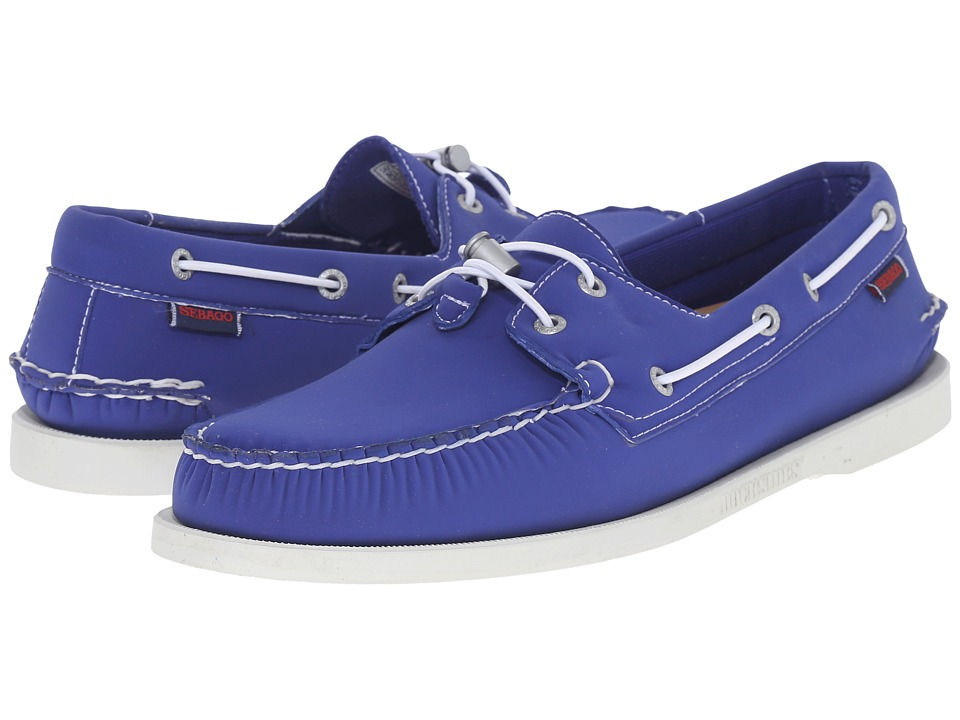 Sebago - Dockside Ariaprene (Dark Blue Neoprene) Men's Shoes
