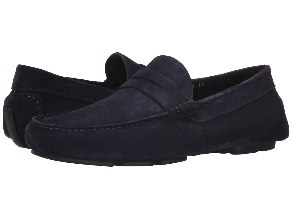 To Boot New York - Hilton (Blue) Men's Slip on Shoes