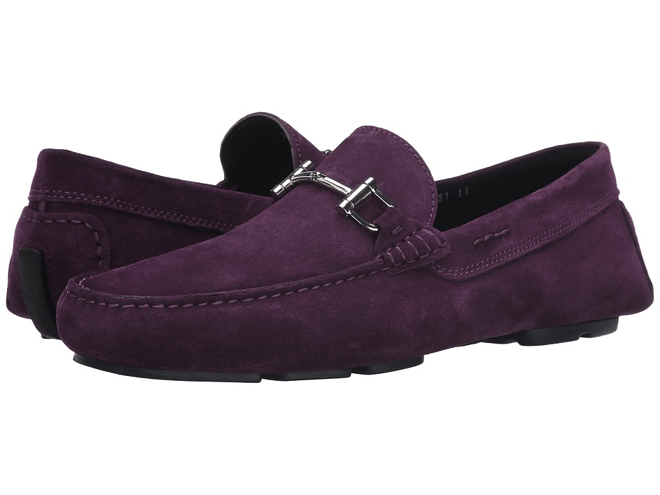 To Boot New York - Hilton (Burgundy) Men's Slip on Shoes