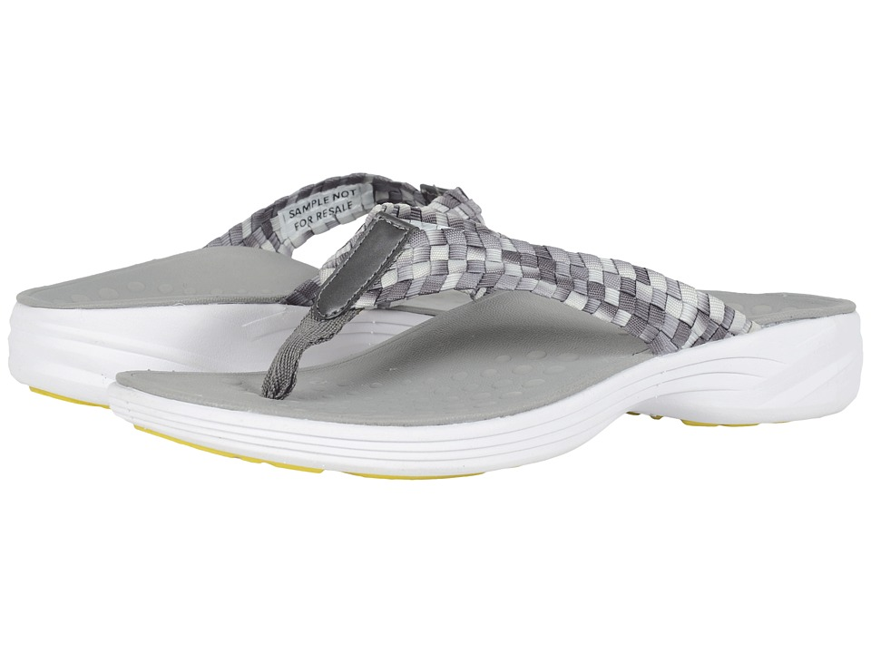 VIONIC - Serene Hazel (Charcoal) Women's Sandals