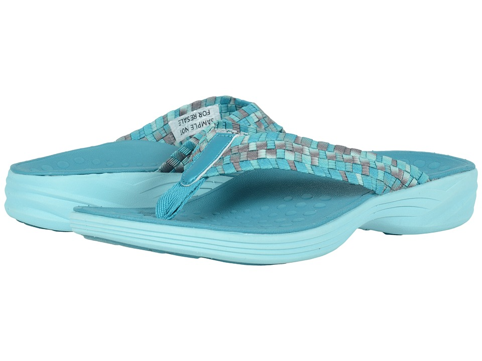 VIONIC - Serene Hazel (Teal) Women's Sandals