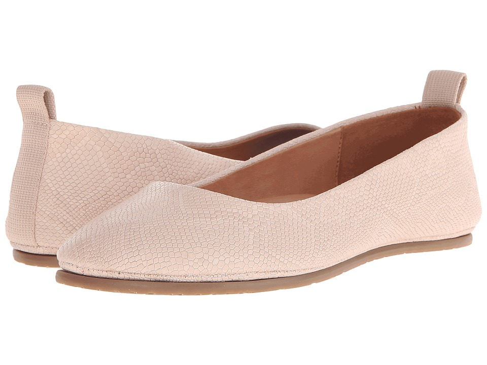 Gentle Souls - Dana (Nude Snake) Women's Flat Shoes