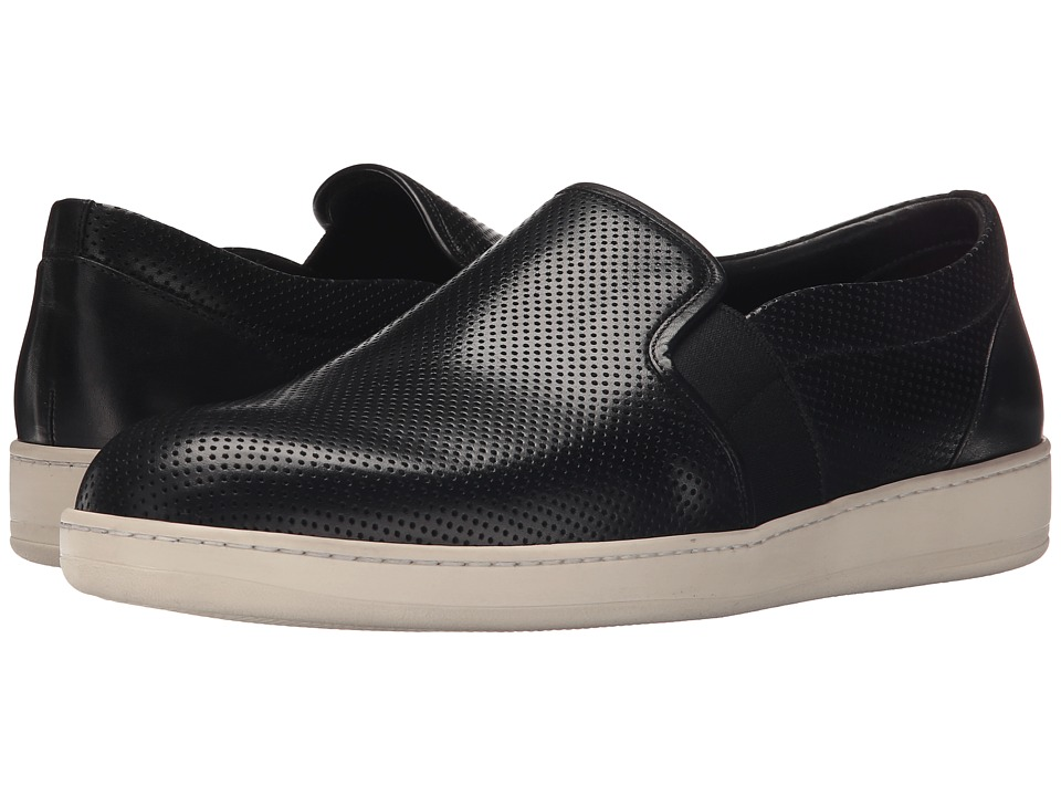 To Boot New York - Atlantic (Black) Men's Slip on Shoes