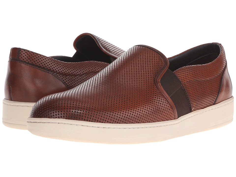 To Boot New York - Atlantic (Cognac) Men's Slip on Shoes