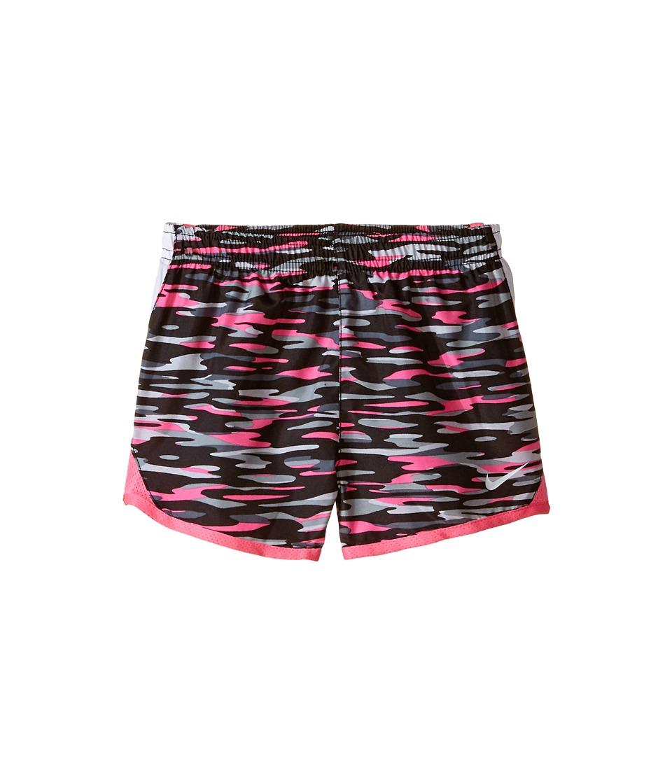 Nike Kids - 10K GFX Woven Running Shorts (Little Kids) (Cool Grey) Girl's Shorts