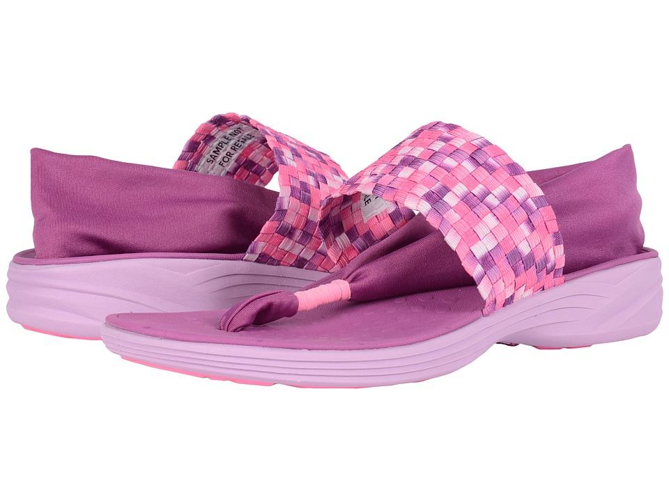 VIONIC - Serene Tia (Berry) Women's Sandals