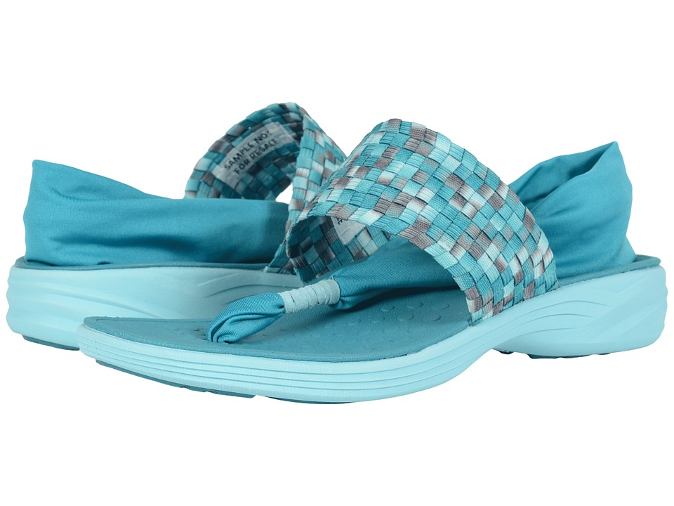 VIONIC - Serene Tia (Teal) Women's Sandals